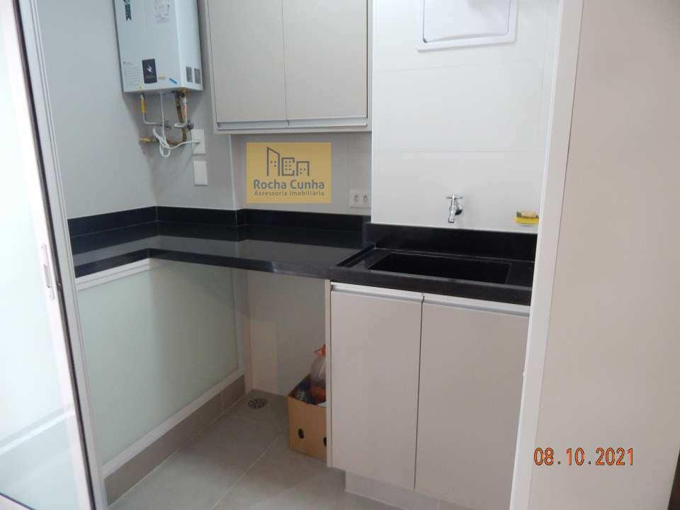 Apartamento 1 quarto para alugar São Paulo,SP - R$ 3.000 - LOCACAO7704 - 4