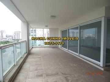 Apartamento 4 quartos à venda São Paulo,SP - R$ 3.600.000 - VENDA0017 - 3