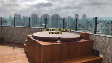 Cobertura 3 quartos à venda São Paulo,SP Lapa - R$ 1.200.000 - VENDA4504COBE - 5