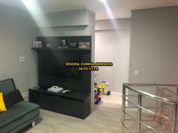 Cobertura 3 quartos à venda São Paulo,SP Lapa - R$ 1.200.000 - VENDA4504COBE - 13
