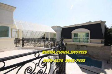 Casa em Condomínio 6 quartos à venda Santana de Parnaíba,SP - R$ 15.000.000 - VENDA6384 - 2