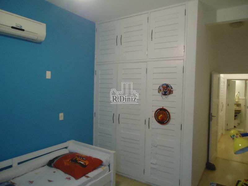 Imóvel, Apartamento, 3 quartos, amplo, 1 vaga, Fundação Getulio Vargas, FGV, metrô, barão de itambi, Rio de Janeiro, RJ - ap011190 - 11