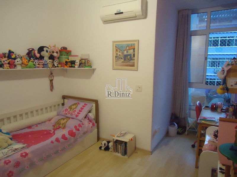 Imóvel, Apartamento, 3 quartos, amplo, 1 vaga, Fundação Getulio Vargas, FGV, metrô, barão de itambi, Rio de Janeiro, RJ - ap011190 - 15