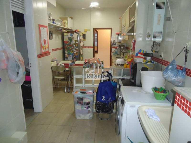 Imóvel, Apartamento, 3 quartos, amplo, 1 vaga, Fundação Getulio Vargas, FGV, metrô, barão de itambi, Rio de Janeiro, RJ - ap011190 - 22