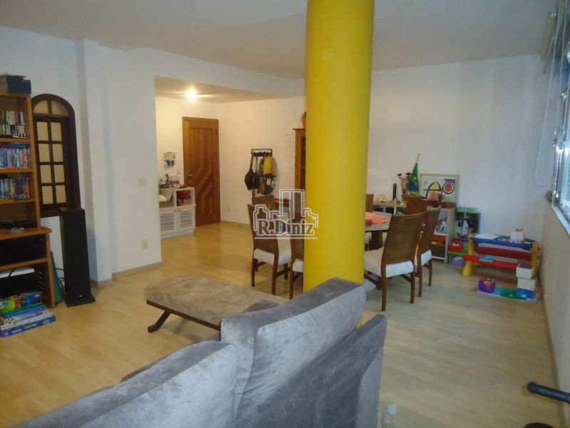 Imóvel, Apartamento, 3 quartos, amplo, 1 vaga, Fundação Getulio Vargas, FGV, metrô, barão de itambi, Rio de Janeiro, RJ - ap011190 - 4