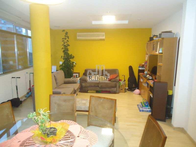 Imóvel, Apartamento, 3 quartos, amplo, 1 vaga, Fundação Getulio Vargas, FGV, metrô, barão de itambi, Rio de Janeiro, RJ - ap011190 - 7