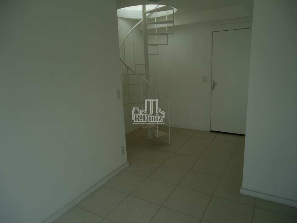Apartamento com terraço, aluguel, 2 quartos, duplex, lazer completo, São Francisco Xavier, rossi mais maracanã, Rio de Janeiro, RJ - AP011057 - 1