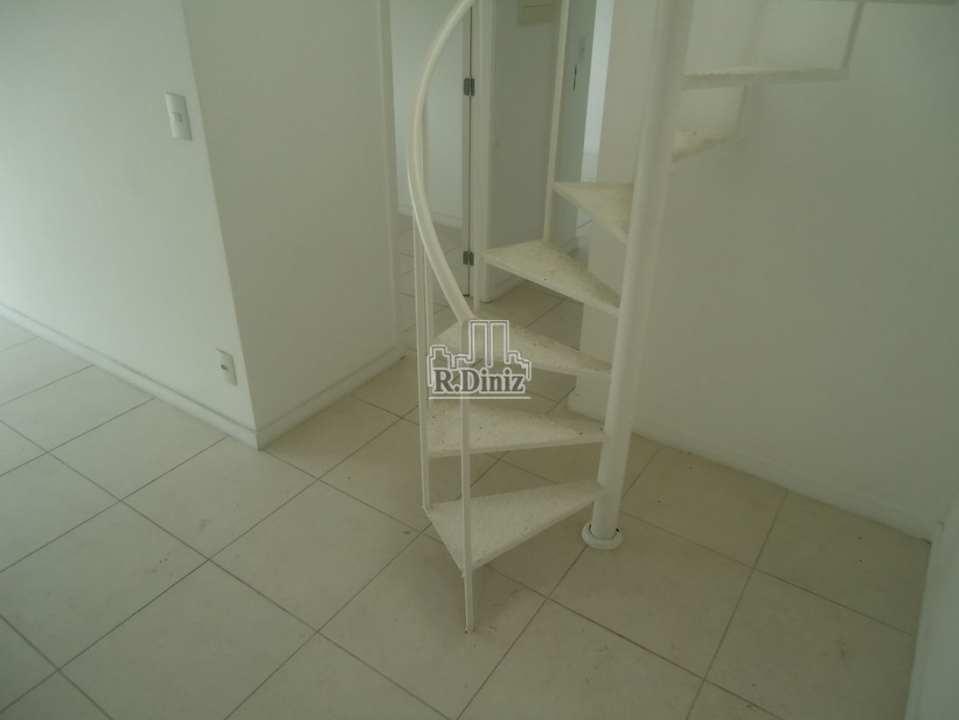 Apartamento com terraço, aluguel, 2 quartos, duplex, lazer completo, São Francisco Xavier, rossi mais maracanã, Rio de Janeiro, RJ - AP011057 - 2