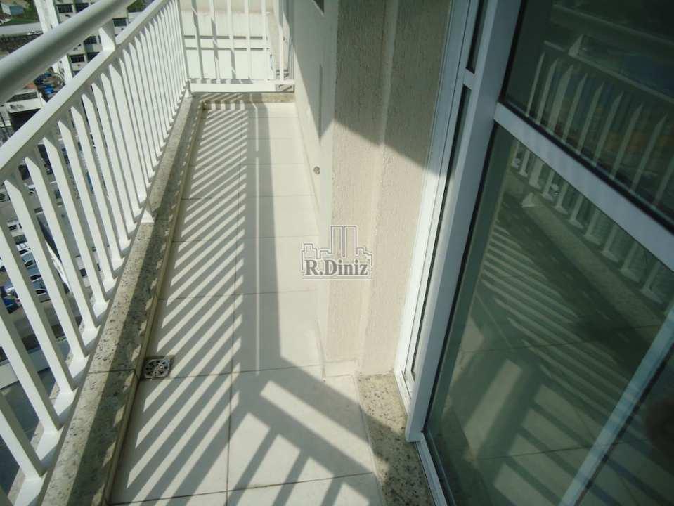 Apartamento com terraço, aluguel, 2 quartos, duplex, lazer completo, São Francisco Xavier, rossi mais maracanã, Rio de Janeiro, RJ - AP011057 - 4