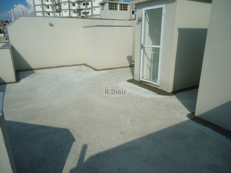 Apartamento com terraço, aluguel, 2 quartos, duplex, lazer completo, São Francisco Xavier, rossi mais maracanã, Rio de Janeiro, RJ - AP011057 - 14