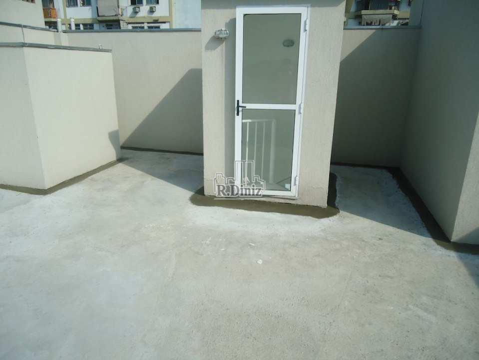 Apartamento com terraço, aluguel, 2 quartos, duplex, lazer completo, São Francisco Xavier, rossi mais maracanã, Rio de Janeiro, RJ - AP011057 - 16