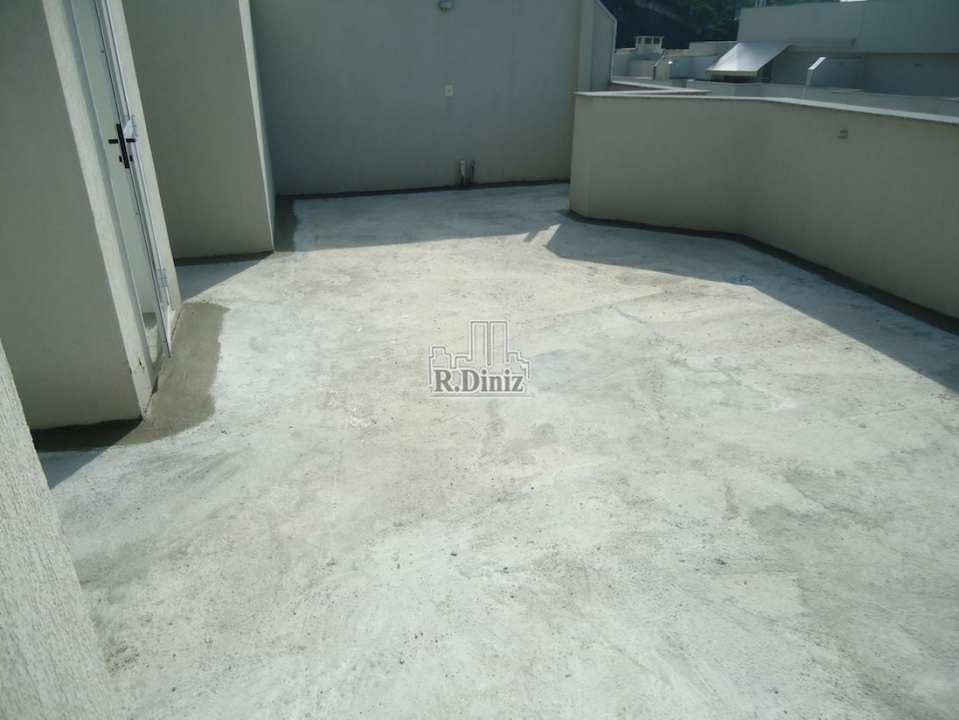 Apartamento com terraço, aluguel, 2 quartos, duplex, lazer completo, São Francisco Xavier, rossi mais maracanã, Rio de Janeiro, RJ - AP011057 - 17