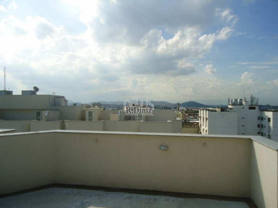 Apartamento com terraço, aluguel, 2 quartos, duplex, lazer completo, São Francisco Xavier, rossi mais maracanã, Rio de Janeiro, RJ - AP011057 - 19