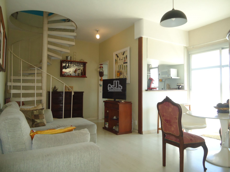 Cobertura duplex, 2 quartos sendo 1 suíte, aluguel, rua visconde de pirajá, ipanema, Rio de Janeiro, RJ. - im011268 - 1