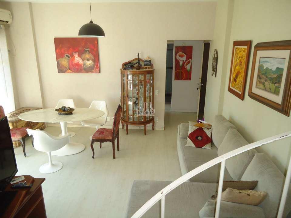 Cobertura duplex, 2 quartos sendo 1 suíte, aluguel, rua visconde de pirajá, ipanema, Rio de Janeiro, RJ. - im011268 - 3
