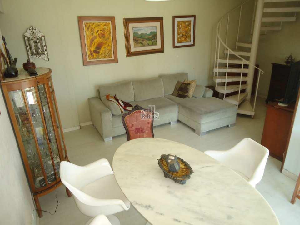 Cobertura duplex, 2 quartos sendo 1 suíte, aluguel, rua visconde de pirajá, ipanema, Rio de Janeiro, RJ. - im011268 - 5