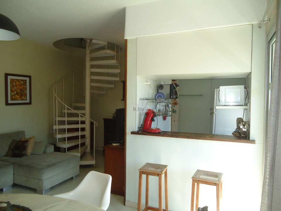 Cobertura duplex, 2 quartos sendo 1 suíte, aluguel, rua visconde de pirajá, ipanema, Rio de Janeiro, RJ. - im011268 - 7