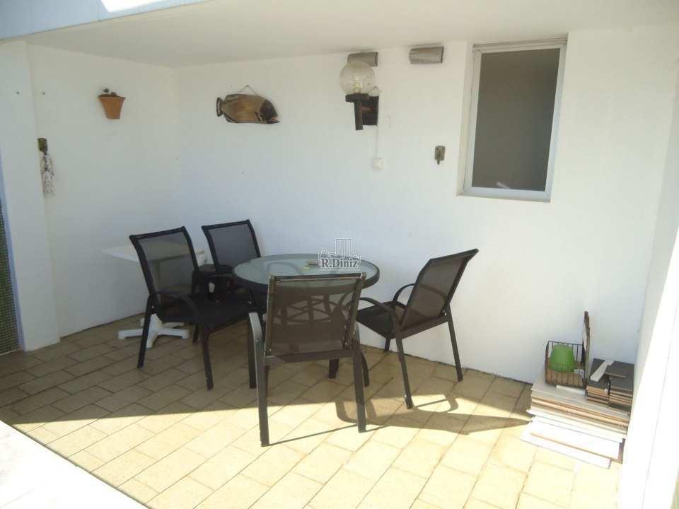 Cobertura duplex, 2 quartos sendo 1 suíte, aluguel, rua visconde de pirajá, ipanema, Rio de Janeiro, RJ. - im011268 - 28
