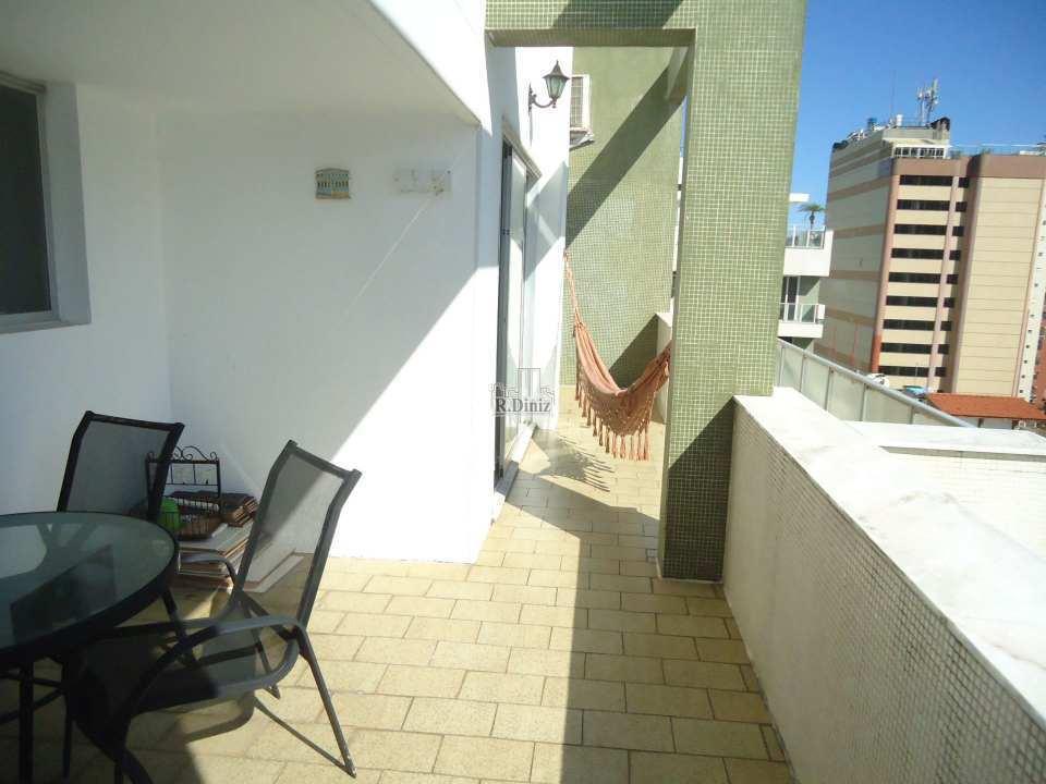 Cobertura duplex, 2 quartos sendo 1 suíte, aluguel, rua visconde de pirajá, ipanema, Rio de Janeiro, RJ. - im011268 - 29