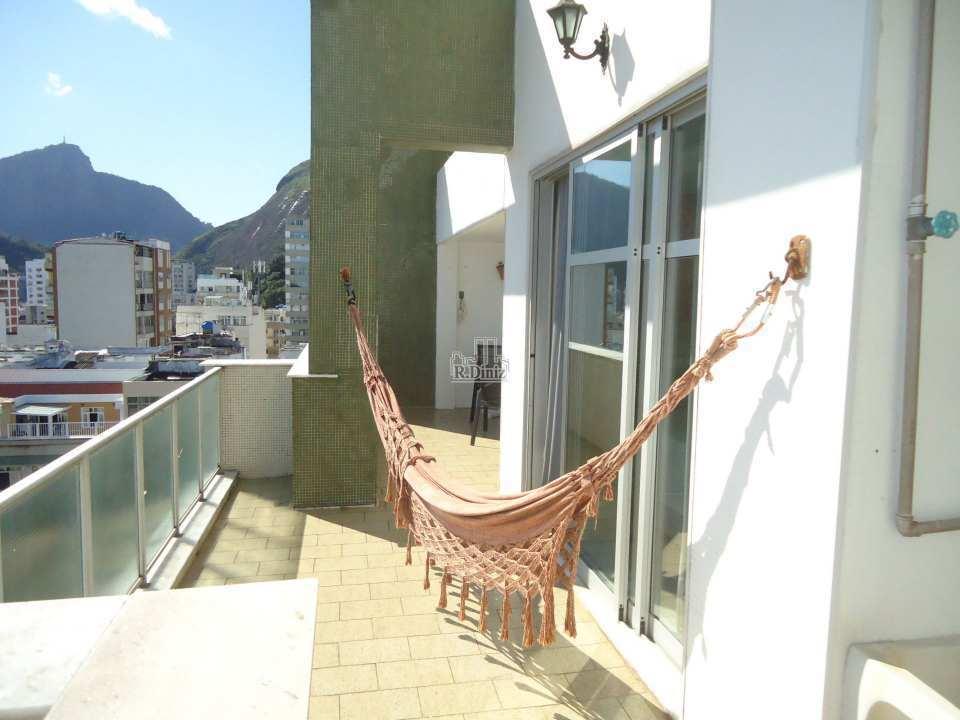 Cobertura duplex, 2 quartos sendo 1 suíte, aluguel, rua visconde de pirajá, ipanema, Rio de Janeiro, RJ. - im011268 - 30