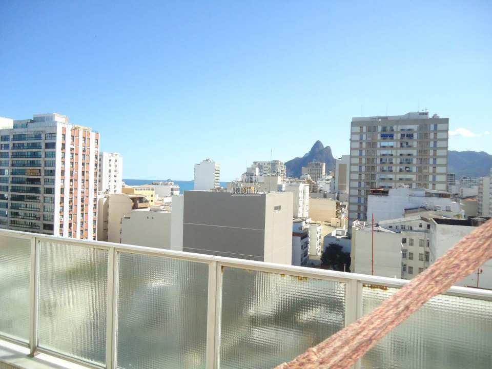 Cobertura duplex, 2 quartos sendo 1 suíte, aluguel, rua visconde de pirajá, ipanema, Rio de Janeiro, RJ. - im011268 - 31