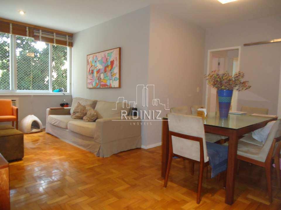 Apartamento para venda, Laranjeiras, 3 quartos, 1 vaga, Rio de Janeiro, RJ - ap011239 - 2