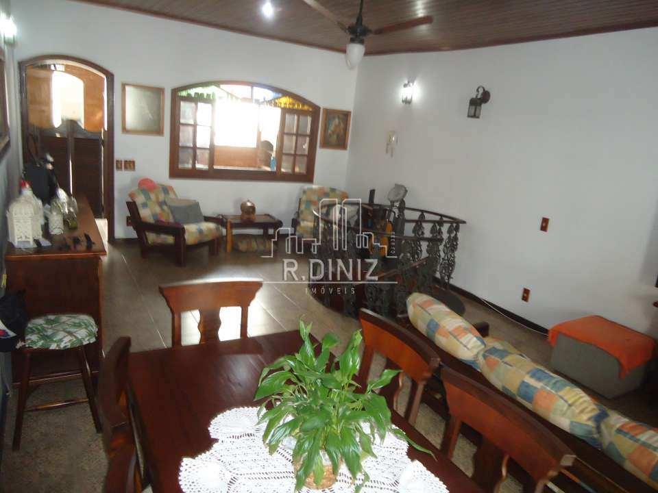 3º andar: sala - Casa de vila triplex, rua do catete, zona sul, residencial, rio de janeiro/RJ. - im011321 - 2