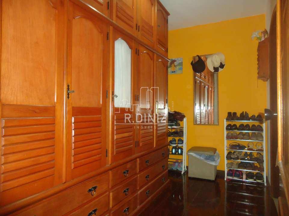 Casa de vila triplex, rua do catete, zona sul, residencial, rio de janeiro/RJ. - im011321 - 12