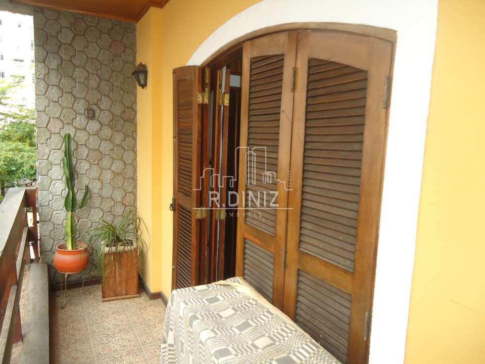 Casa de vila triplex, rua do catete, zona sul, residencial, rio de janeiro/RJ. - im011321 - 21