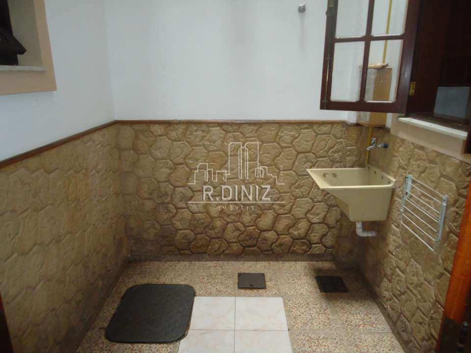 Casa de vila triplex, rua do catete, zona sul, residencial, rio de janeiro/RJ. - im011321 - 28