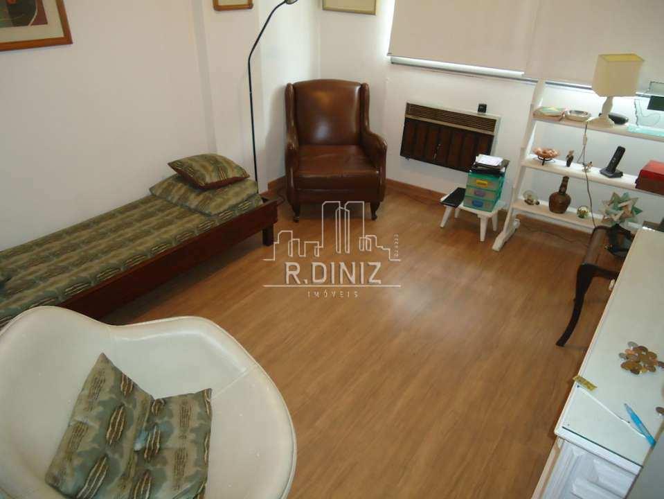 Venda. 2 quartos (1 suite). 1 vaga. play. salão de festas. Rua Barão de Itambi. Botafogo. Rio de Janeiro. - im011325 - 6