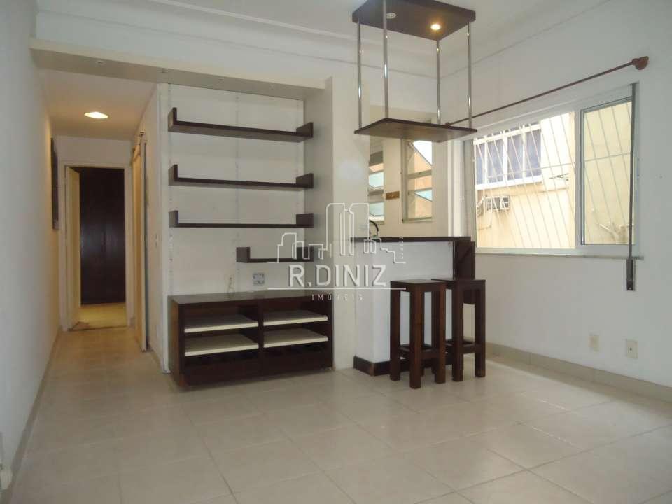 Urca, Rua Roquete Pinto, apartamento quarto e sala a venda, Rio de Janeiro, RJ - im011322 - 1