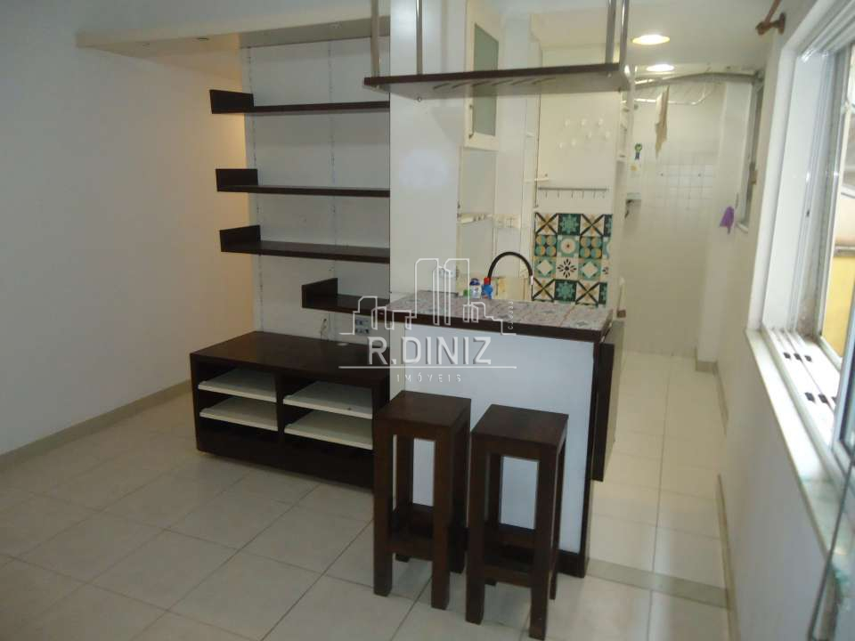 Urca, Rua Roquete Pinto, apartamento quarto e sala a venda, Rio de Janeiro, RJ - im011322 - 3
