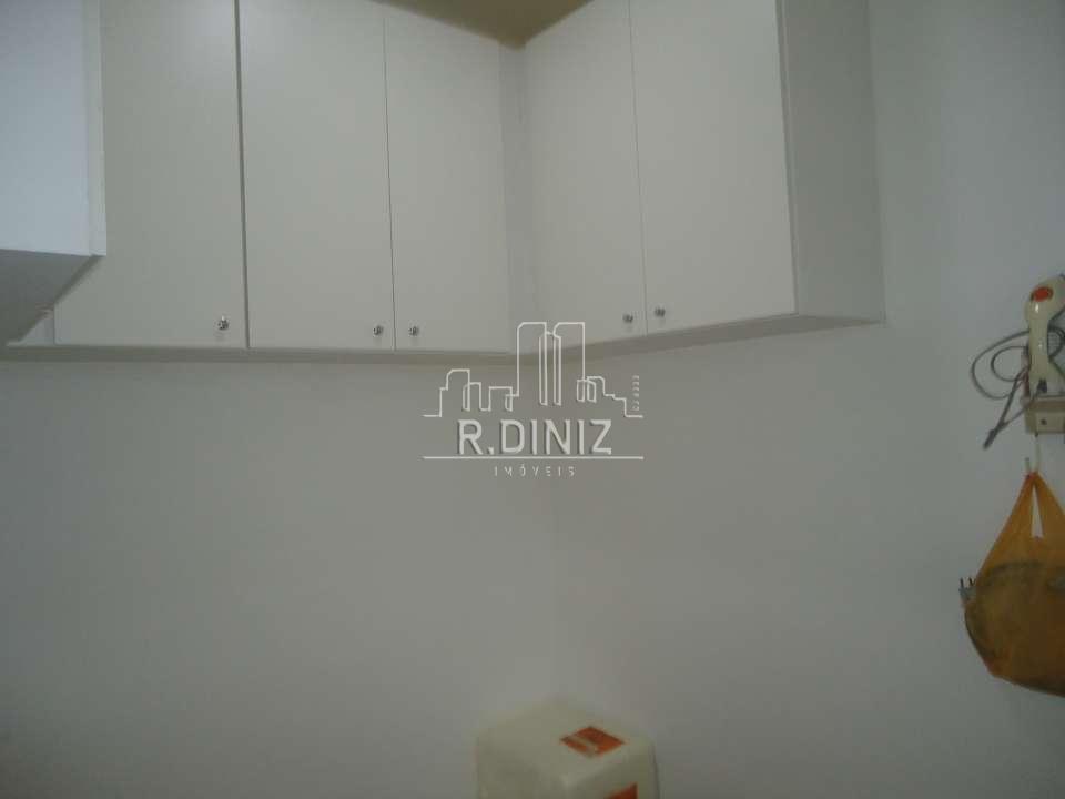 Botafogo, Rua Barão de itambi, 2 quartos, Reformado, Dependência, metrô flamengo, FGV, facha, Rio de Janeiro, RJ - im011328 - 28