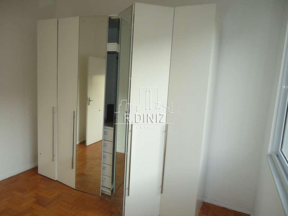 Apartamento, 2 quartos, Dependência, metrô flamengo, FGV, facha, Botafogo, Rua Barão de itambi, Rio de Janeiro, RJ - im011333 - 7