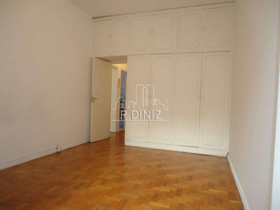 Apartamento, 2 quartos, Dependência, metrô flamengo, FGV, facha, Botafogo, Rua Barão de itambi, Rio de Janeiro, RJ - im011333 - 12