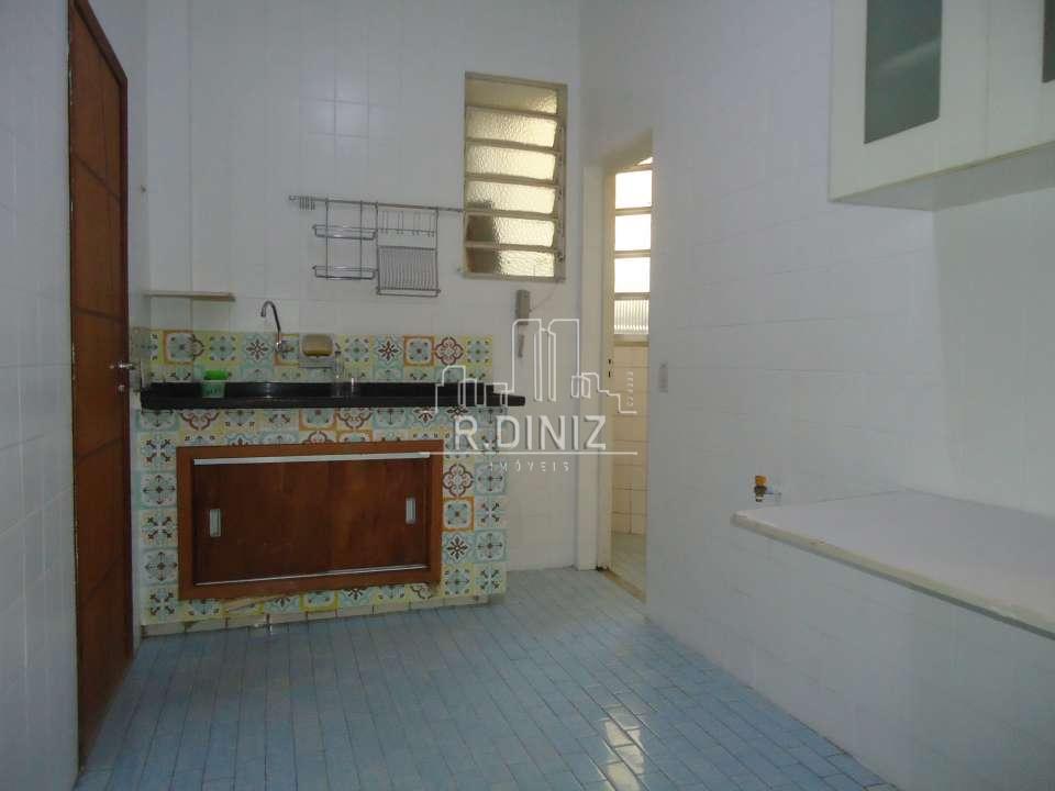 Apartamento, 2 quartos, Dependência, metrô flamengo, FGV, facha, Botafogo, Rua Barão de itambi, Rio de Janeiro, RJ - im011333 - 17