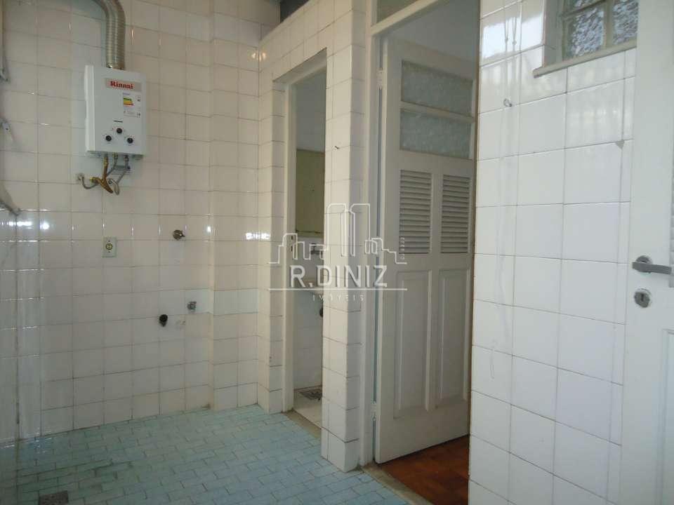 Apartamento, 2 quartos, Dependência, metrô flamengo, FGV, facha, Botafogo, Rua Barão de itambi, Rio de Janeiro, RJ - im011333 - 20