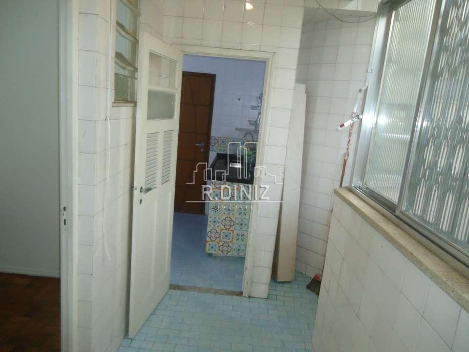 Apartamento, 2 quartos, Dependência, metrô flamengo, FGV, facha, Botafogo, Rua Barão de itambi, Rio de Janeiro, RJ - im011333 - 21
