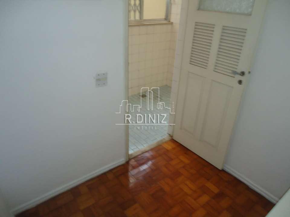 Apartamento, 2 quartos, Dependência, metrô flamengo, FGV, facha, Botafogo, Rua Barão de itambi, Rio de Janeiro, RJ - im011333 - 23