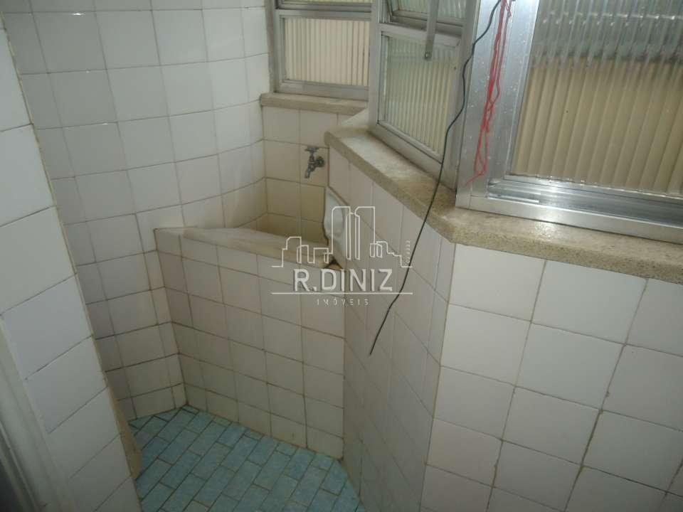 Apartamento, 2 quartos, Dependência, metrô flamengo, FGV, facha, Botafogo, Rua Barão de itambi, Rio de Janeiro, RJ - im011333 - 26
