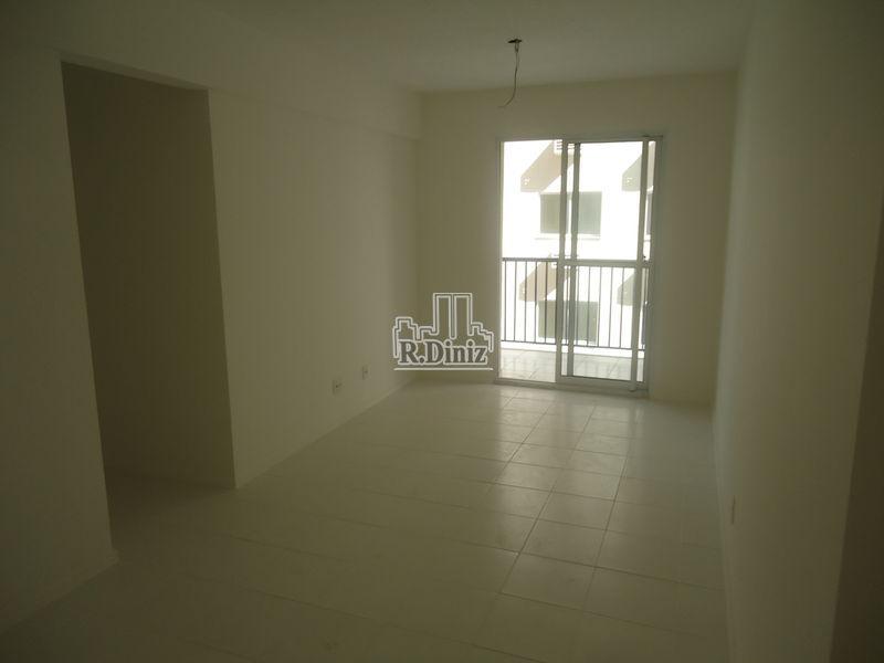 Imóvel Apartamento À VENDA, Tijuca, Rio de Janeiro, RJ, 2 quartos, novo, 1ª locação, metrô - ap111050 - 1