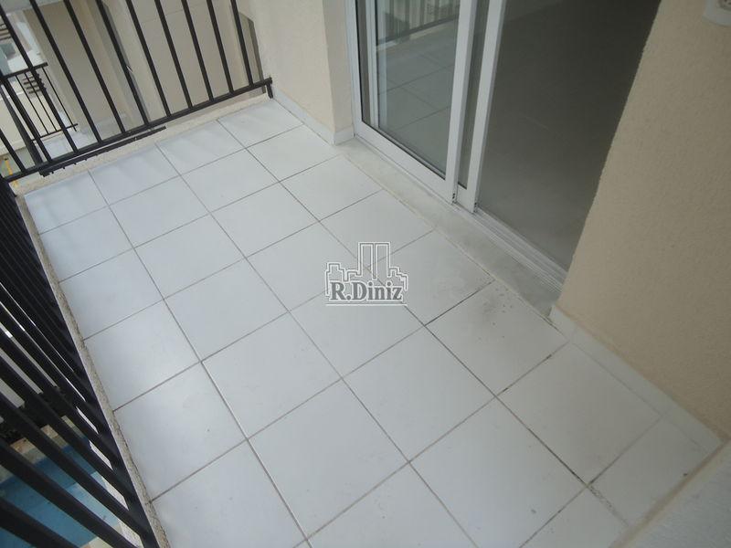 Imóvel Apartamento À VENDA, Tijuca, Rio de Janeiro, RJ, 2 quartos, novo, 1ª locação, metrô - ap111050 - 4