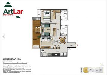 Condomínio - Personale Residence - PersonaleResidence - 16