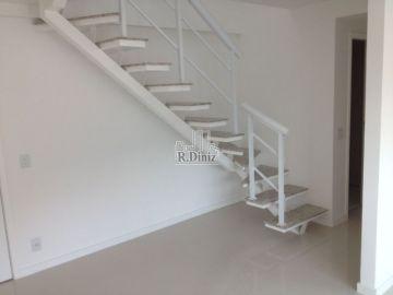 Imóvel, Cobertura Duplex, tijuca, lazer completo, prédio novo, perto metrô uruguai, 3 quartos, Rio de Janeiro, RJ - ap011163 - 1
