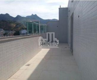 Imóvel, Cobertura Duplex, tijuca, lazer completo, prédio novo, perto metrô uruguai, 3 quartos, Rio de Janeiro, RJ - ap011163 - 11