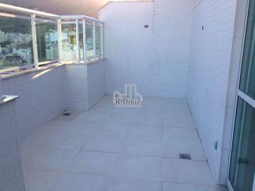 Imóvel, Cobertura Duplex, tijuca, lazer completo, prédio novo, perto metrô uruguai, 3 quartos, Rio de Janeiro, RJ - ap011163 - 12