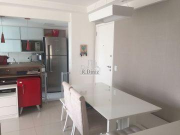 Imóvel, apartamento, 2 quartos, 1 vaga, lazer completo, tijuca, metrô uruguai, Bora Bora, oportunidade, Rio de Janeiro, RJ - ap011204 - 1