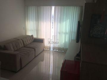 Imóvel, apartamento, 2 quartos, 1 vaga, lazer completo, tijuca, metrô uruguai, Bora Bora, oportunidade, Rio de Janeiro, RJ - ap011204 - 5