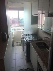 Imóvel, apartamento, 2 quartos, 1 vaga, lazer completo, tijuca, metrô uruguai, Bora Bora, oportunidade, Rio de Janeiro, RJ - ap011204 - 16